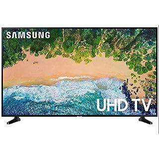 "Samsung UN55NU6950FXZA 55"" Class 4K (2160p) Ultra HD Smart LED TV"