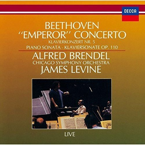 CD : Alfred Brendel - Beethoven: Piano Concerto No. 5. (Super-High Material CD, Japan - Import)
