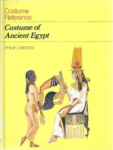 Costume of Ancient Egypt (Costume Reference) ()