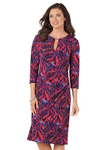 Drape One AmeriMark Dress Color Side 75qanvwA