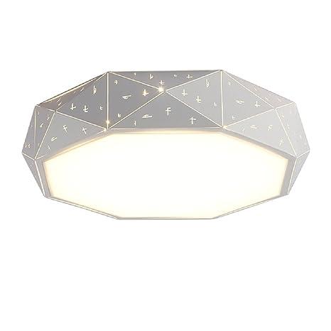 86ad61b5f739 Ceiling Lighting Creative Lamps Letter Pattern Flush Mount Modern Ceiling  Light Fixture Hallway