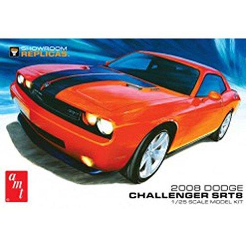 - AMT 1:25 2008 Dodge Challenger SRT8 - AMT1075
