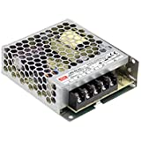 MEANWELL Switching Power Supplies 50W 5V 10A, LRS-50-5