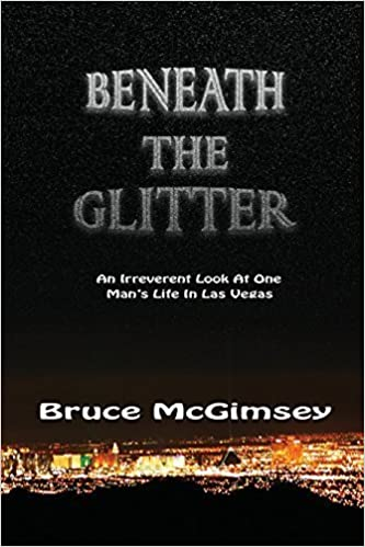 Book Beneath the glitter by McGimsey, Bruce (2014)