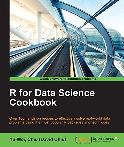 Susanorga Pdf R For Data Science Cookbook By Yu Wei Chiu David