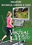 Treadmill Video Botanical Gardens for indoor walking, treadmill and cycling workouts
