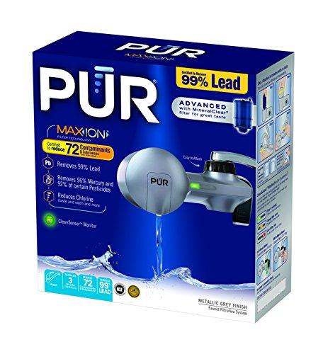 PUR PFM350V Metallic Faucet Mount, One Size, Metallic Grey