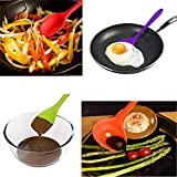 4 slotted toasters - silicone kitchenware cooking set of spatulas spoons heat resistant 10pcs multicolour kitchen baking tool sets 10pcs stylish travel party spatula spoon cookware color heat-resistant whisk shovel