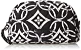 Vera Bradley Small Zip Cosmetic Bag, Concerto, One Size
