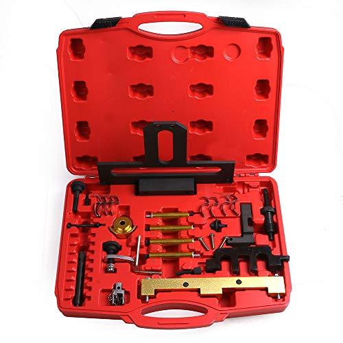 ECCPP Changing Timing Chain Engine Tool Camshaft Alignment Timing Locking Sensor Gear Alignment Tool Kit for BMW N42 N46 N46T B18;20 1; 3; 5; Z4; X3 Series