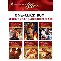 One-Click Buy: August 2010 Harlequin Blaze: Twice the Temptation\Claimed!\The Renegade\The Heat Is On\Hot Target\Double Play