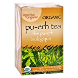 Uncle Lee s Imperial Organic Pu-Erh Tea - 18 Tea Bags - Certified organic and kosher