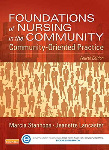 Foundations of Nursing in the Community: Community-Oriented Practice Pdf