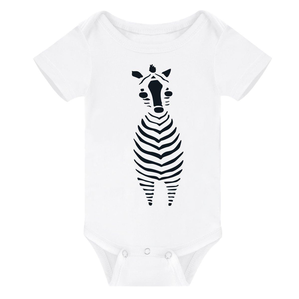 8fbbb596bd74 Amazon.com  WINZIK Newborn Infant Baby Boys Girls Outfits Cute ...