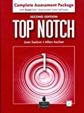 img - for Top Notch 1 Complete Assessment Package with ExamView Assessment Suite Software, 2nd Edition book / textbook / text book