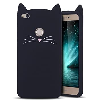 coque pour huawei p8 lite 2017 chat