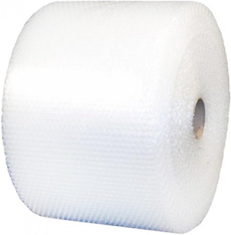 48 Wide x 130 Ft Large 1//2 Size Bubbles Bubble Roll Wrap