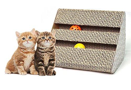 with Scratchers & Posts design