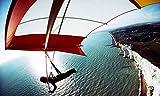 Hang glider over Beachy Head