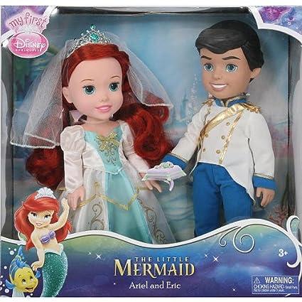 Ariel And Prince Eric Wedding