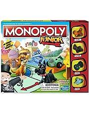 Monopoly Junior, versión Española (Hasbro A6984546