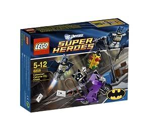 LEGO Super Heroes 6858 - La Persecución en Moto de Catwoman