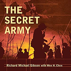 The Secret Army Audiobook