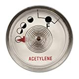 TurboTorch 0386-1200 Ag-1 Gauge, Acetylene