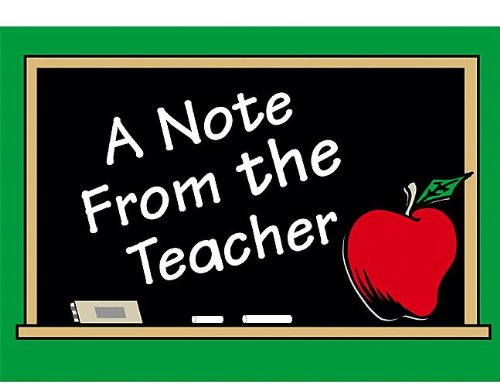 Teacher Created Resources Note Postcards product image