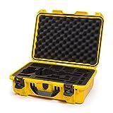 Nanuk DJI Osmo Waterproof Hard Case with Custom Foam Insert for DJI Osmo Pro Raw Stabilizer System - 925-OSM4 Yellow