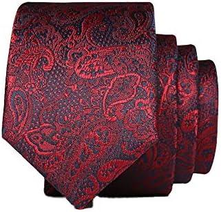 Wangwang454 Corbata Rosada Versión Angosta Masculina 143 * 5 Cm ...