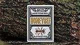Penguin Magic (V) Honeybee V2 Playing Cards (Black)