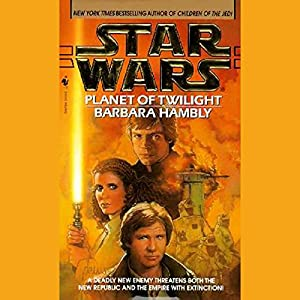 Star Wars: Planet of Twilight Audiobook
