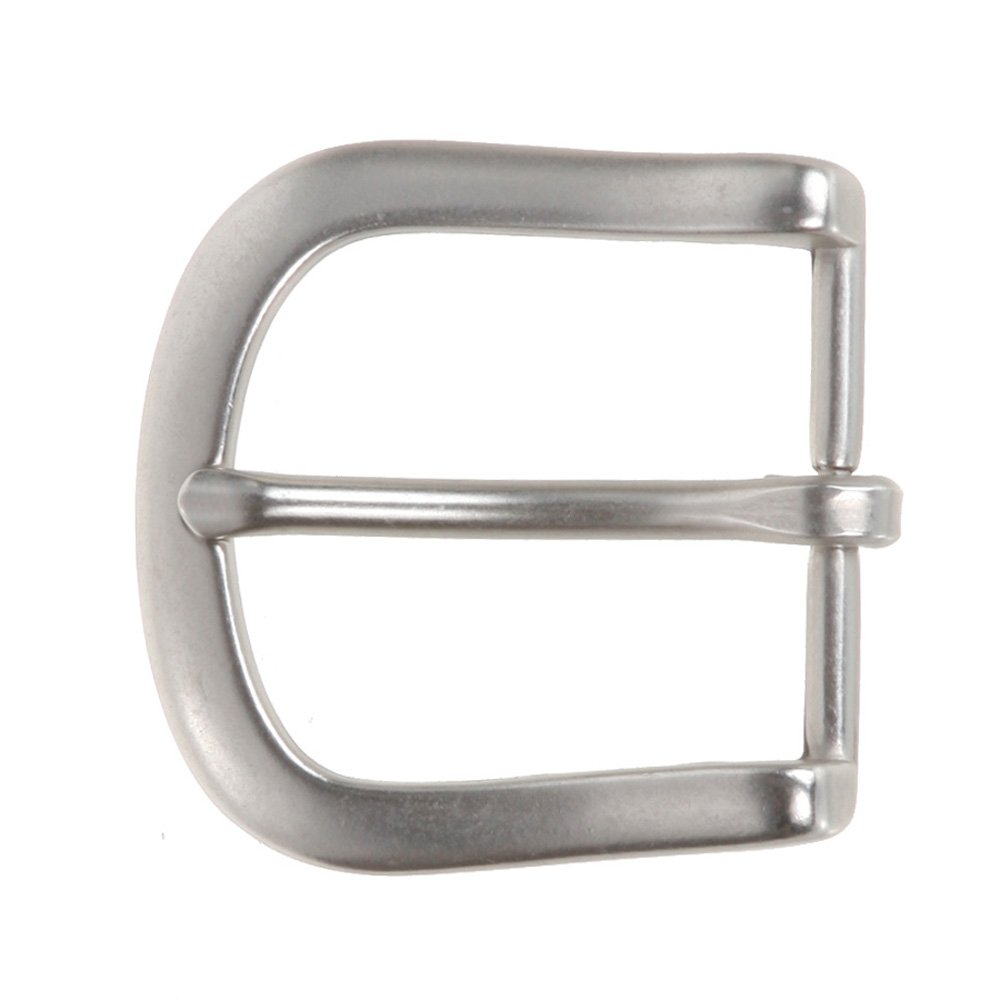 38 mm Nickel Free Single Prong Horseshoe Belt Buckle 1 1//2
