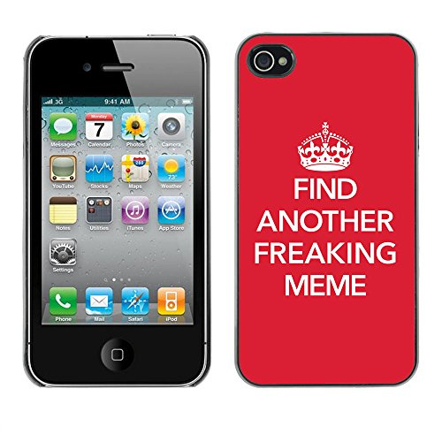 Funny Freaking Meme - For Apple iPhone 4 / 4S