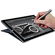 Navitech Grey Fine Point Digital Active Stylus Pen Compatible With Acer One 10 / Acer Aspire Switch 10 / Acer Aspire Switch 10 E / Acer Aspire Switch 10 V / Acer Aspire Switch 11 V / Acer Aspire R11 / Acer Aspire Switch 12 / Acer Acer Aspire R13