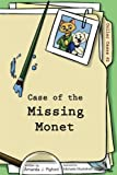 img - for Case of the Missing Monet (Collar Cases, Book 2, Black and White) book / textbook / text book