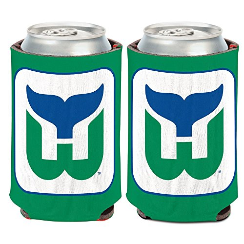 Hartford Whalers Nhl (Hartford Whalers Official NHL 12 oz. Insulated Can Cooler by Wincraft 325334)
