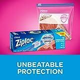 Ziploc Freezer Slider Bag with New Power Shield