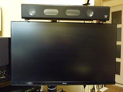 小さめのTV、PCモニターにぴったり!