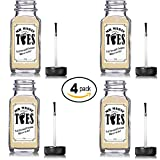 Cheap Mr Magic Toes All-natural Antifungal Toenail Treatment for healthy, feet and nails. Podiatrist Recommended for unsightly yellow fingernails and toenails caused by fungus or fungal infection. (4 Pack)