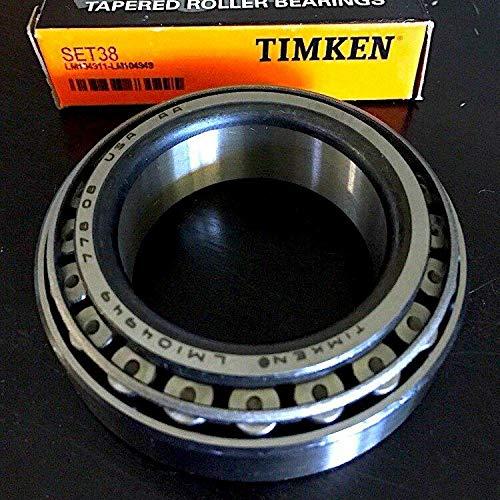 Geared Knuckle Hub; Timken ; Humvee ; 3110010274475 Cone/&Race Upper Bearing Set