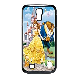 [MEIYING DIY CASE] For SamSung Galaxy S4 Case -Movie Beauty and The Beast-IKAI0446338