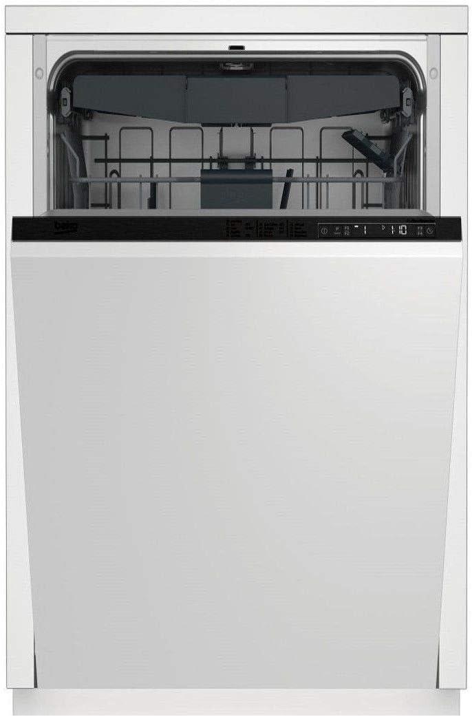 Beko PDIS28120 lavavajilla Independiente 11 cubiertos A++ - Lavavajillas (Independiente, Blanco, Estrecho (45 cm), LCD, Estático, Canasta)