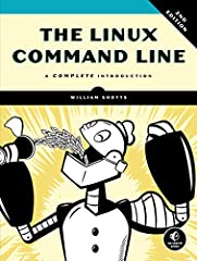 You've experienced the shiny, point-and-click surface of your Linux computer--now dive below and explore its depths with the power of the command line.The Linux Command Line takes you from your very first terminal keystrokes to writing full p...