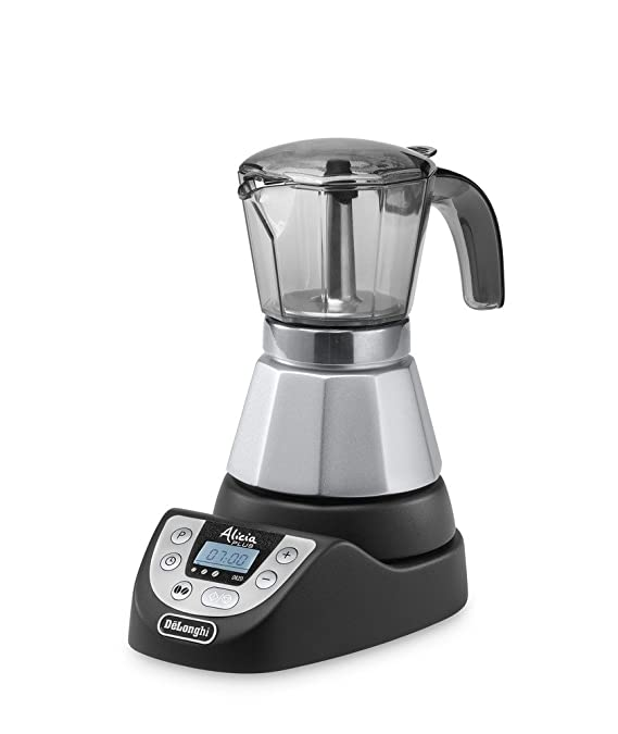 Amazon.com: Electric coffee maker with timer Alicia Plus 4/2 cups: Ped: Kitchen & Dining