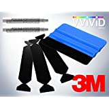 3M Essentials Tool-Kit w/ Squeegee & Adhesive Promoter Pen