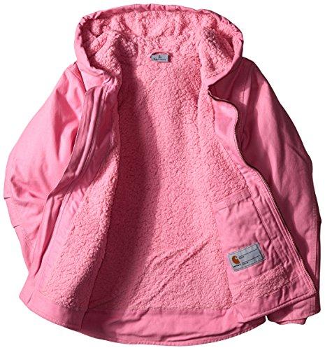 9bb10141f70e Carhartt Little Girls  Redwood Jacket