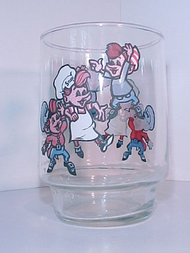 ctor Series Snap, Crackle and Pop 14 oz Glass (Kelloggs Snap)