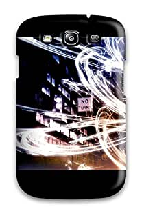 Cute Appearance Cover/tpu Carros Abstract Case For Galaxy S3